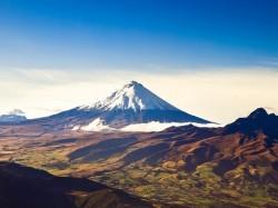Эквадор - Вулкан