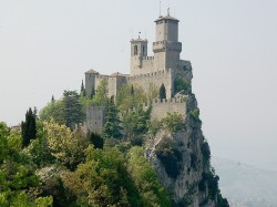 2. Сан-Марино - Три Башни