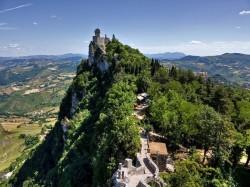 1. Сан-Марино – гора Титано