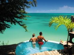 1. Антигуа и Барбуда - море