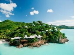2. Антигуа и Барбуда - остров Барбадос