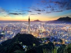 1. Тайвань - Тайбэй