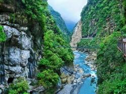2. Тайвань - горы Тайваньшань