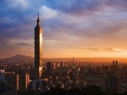 1. Тайвань - башня Тайбэй 101