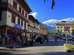 2. Бутан - Тхимпху