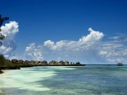 1. Гамбия - побережье Атлантического океана