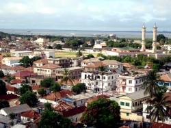 2. Гамбия - Банджул