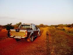 Замбия -  Пустыня