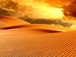 1. Катар - пустыня