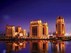 2. Катар - небоскребы Дохи