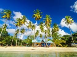 Кирибати -  Остров