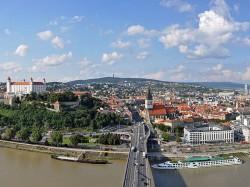 1. Словакия – Братислава