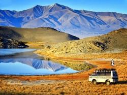 Монголия -  виды