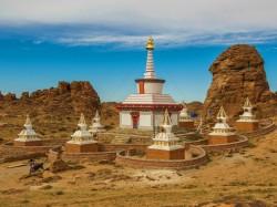 Монголия - достопримечательности