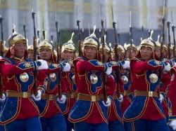 Монголия - День Независимости