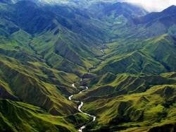 Папуа-Новая Гвинея - виды