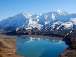 Узбекистан - горы