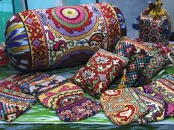 Узбекистан - вышивка