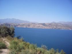 Узбекистан - водохранилище