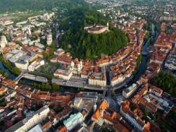 1. Словения – Любляна