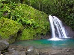 Гваделупа - Водопады