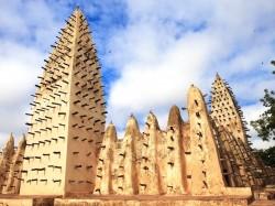 Буркина-Фасо - Великая Мечеть