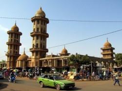 Буркина-Фасо - Большая мечеть Уагадугу