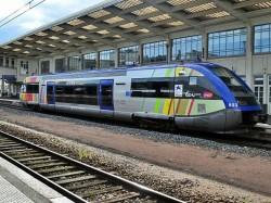 2. Франция - региональные поезда TER