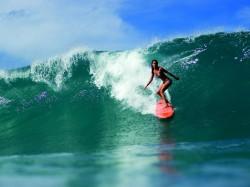 1. Бермудские острова - серфинг