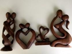 Марианские острова Северные - деревянные фигурки