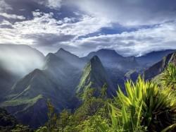 Реюньон - Горы
