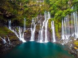 Реюньон -  Водопад