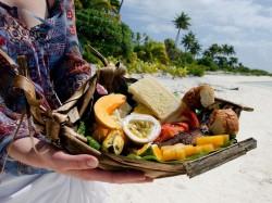 Кука острова - национальная кухня