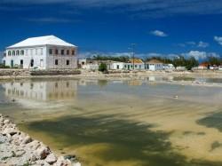 2. Теркс и Кайкос - бывшее поместье торговца солью на острове Солт-Кей