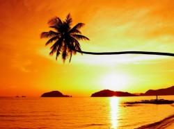 Токелау - закат