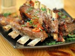 Токелау - блюдо из мяса