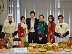 1. Абхазия — Фестиваль национальных блюд