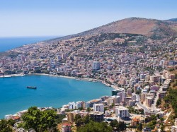 Албания - город