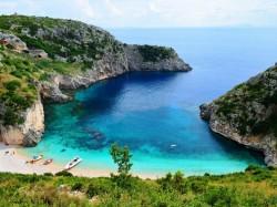 Албания - берег