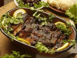 1. Черногория - национальное блюдо