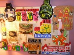 1. Черногория - сувениры