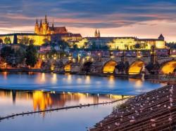 1. Чехия - Прага
