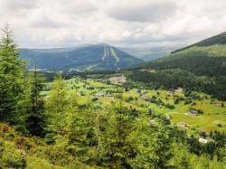 1. Чехия - горы Крконоше