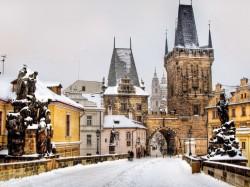 1. Чехия - Карлов мост в Праге