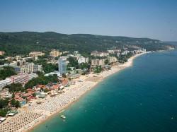 1 Болгария - пляж