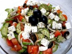 1. Болгария - шопский салат