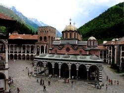 1. Болагрия - Рильский монастырь