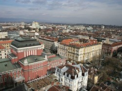 1. Болгария - город София