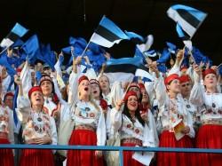 1. Эстония - Народный праздник