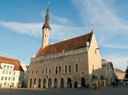1. Эстония – Таллинская ратуша